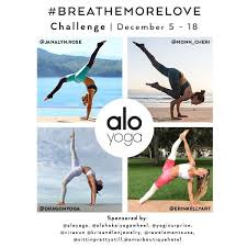 Challenge Can You Breathe Sponsor Alert Instagram December Challenge Aloha