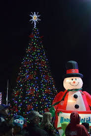 north myrtle beach christmas lights christmas tree lighting city of north myrtle beach parks and