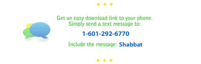 shabbat times mobile app quickly and easily get upcoming shabbat
