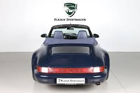 porsche 964 cabriolet for sale cars for sale
