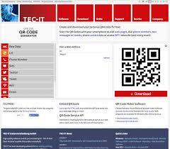 Business Card Creator Software Free Download 8 Best Free Online Qr Code Generator 2017 Designmaz