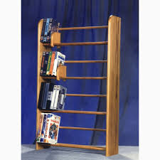Vhs Storage Cabinet Model 405 Vhs Dvd Storage Rack