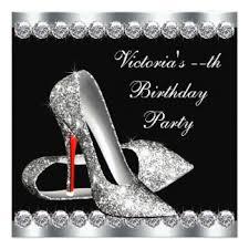 elegant birthday invitations u0026 announcements zazzle