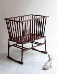 furniture rocking crib bddw