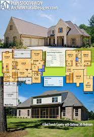 4000 Sq Ft House Plans Floor Plan And Elevation Of 2398 Sq Ft Contemporary Villa Home G