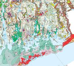 Geological Map New Quaternary Geology Map Reuses Decades Old Usgs Data