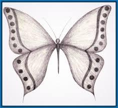 imagenes de mariposas faciles para dibujar dibujos a lápiz fáciles información imágenes