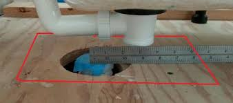 Bathtub P Trap Size Easiest Fastest Way To Move Bathtub Drain By 3 Inches
