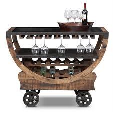 farrell bar cart american signature furniture
