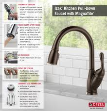 kitchen delta kitchen faucets inside superior delta leland