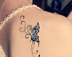 butterfly shoulder blade tattoos search tattoos