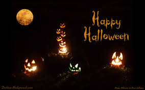 halloween desktop wallpaper free scary halloween desktop themes