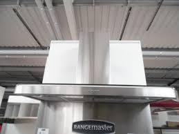 ex display rangemaster elthdc110sg elite 110cm chimney cooker hood
