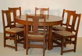 stickley dining room l jg stickley dining room table and 6 chairs dining room