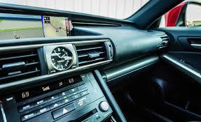 lexus is f sport 2017 interior 2017 lexus is 200t f sport interior view center headunit screen