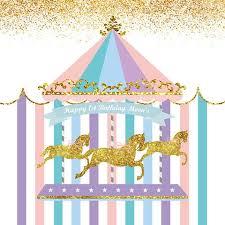 carousel baby shower baby shower katebackdrop