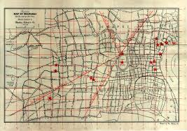 Shanghai China Map by Map Room Tales Of Old China