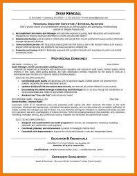 8 auditor resume examples mailroom clerk