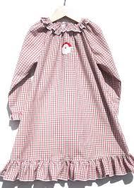 sweet dreams baby family pajamas plaid nightgown
