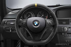 Bmw X5 6034 - confused on bmw performance steering wheel