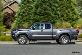 convertible toyota truck 2016 toyota tacoma pricing