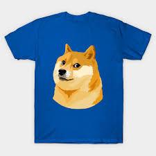 Doge Meme T Shirt - doge memes t shirt teepublic