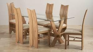 Oak Furniture Dining Tables Dining Sets 100 Solid Hardwood Oak Furniture Land