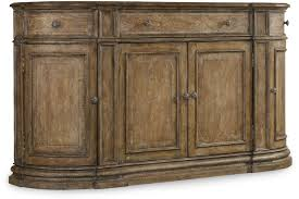 Dining Room Chest Hooker Furniture Dining Room Solana Three Drawer Four Door Buffet