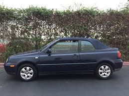 volkswagen cabrio used 2001 volkswagen cabrio glx at city cars warehouse inc