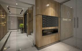 Design Idea by Wall Mailboxes Interior Design Idea 3d Model Cgtrader