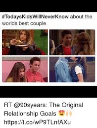 Worlds Best Meme - todayskidswillneverknow about the worlds best couple rt the original