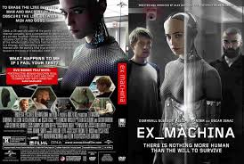 Ex Machina Movie Meaning by James U0027s Dvds E