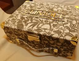 Bridal Makeup Box Clinique Bridal Trousseau Service Exclusively For Indiabe