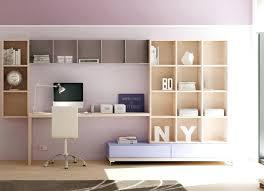 bibliothèque avec bureau intégré bibliothaque avec bureau meuble bibliotheque bureau integre