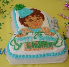 coolest homemade diego cakes