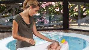 baby jacuzzi launched by blubleu