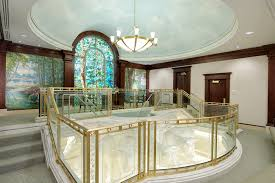 Home Temple Interior Design Mormon Temple Baptismal Font An Inside Look At Lds Temples