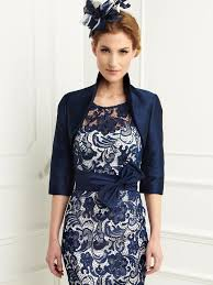 dress and jacket for wedding aliexpress buy navy blue of the dresses lace
