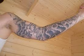 Tattoo Backgrounds Ideas 55 Amazing Clouds Shoulder Tattoos