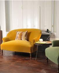 designers guild sofa vintage sofa in designers guild velvet ines cole