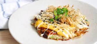 cara membuat pancake kimchi resep cheese okonomiyaki recipe savory japanese pancake