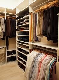 Wardrobe Organization Small Walk In Closet Organization Ideas Closet Contemporary With