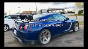 lexus is250 work wheels new release work wheels first in north america gtr youtube