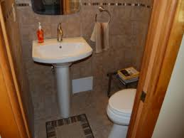 Small Half Bathroom Decor Ideas by 28 Very Small Bathroom Makeovers Amazing Budget Bathroom