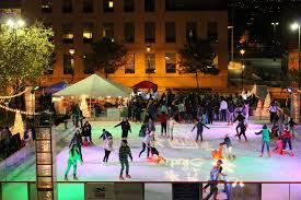 the rink in downtown burbank burbank city hall things to do in