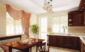 kitchen curtain design ideas 15 lovely kitchen curtain ideas home design lover