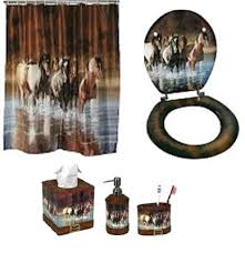 horse bathroom decor bathroom home designing decorating and