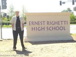 ernest righetti high school yearbook righetti high school class reunion websites