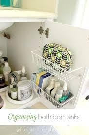 organizing bathroom ideas bathroom vanity organizers dynamicpeople club