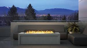 Outdoor Firepit Gas Excellent Best 25 Gas Pits Ideas On Pinterest Table With